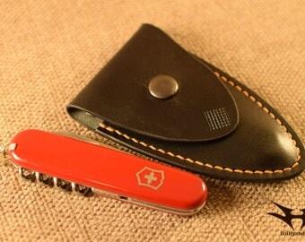 Pocket knife sheath/Swiss army knife sleeve