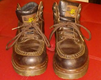 Vintage Doc Marten Boots Made in England