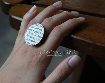 LITERARY RING PAGES