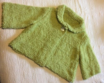 Hand knitted Bolero Sweater