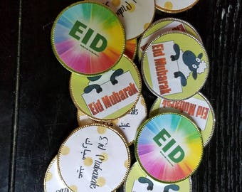 Optional + Eid chocolate coins (10ct) to Eidi pouch