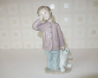 Nao by Lladro Sleepy Head