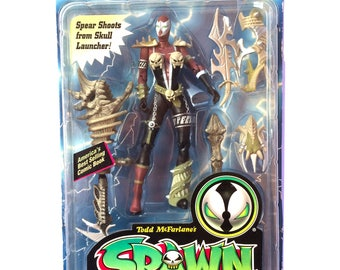 McFarlane's Toys She-Spawn Ultra-Action Figures Series 4 Deluxe Edition MOC 1996