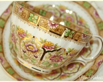 Royal Albert, England: ''Court'' tea cup & saucer