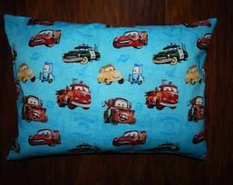 Disney Cars Cotton Colorful Pillow Case/ Newborn Pillow Case/ Toddler Pillow Case/ Children Pillow Case/ Kids Pillow Case/Boy's  Pillow Case