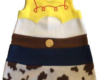 Jessie Inspired Dress
