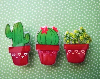 Handmade Plant Badge