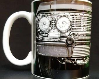 63 Impala Lowrider 11 oz Coffee Mug Cup