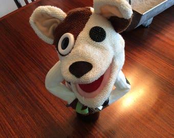 Original Pets.com Sock Puppet