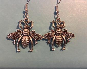 Fly Earrings    S48