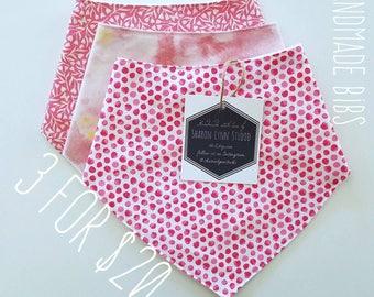 Bandana Bibs, Baby Shower Gift