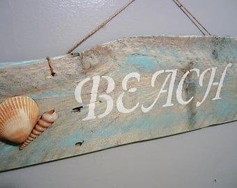 Shabby Chic Beach Decor,Beach Decor Coastal,Beach Decor,Beach Signs,Beach Signs Home Decor,Coastal Decor Beach,Personalized Beach Signs,Sign