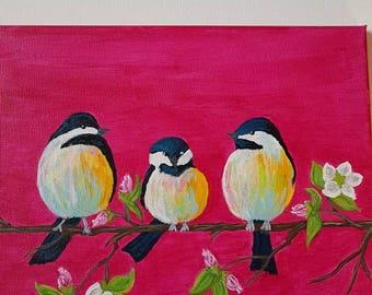 Bird family
