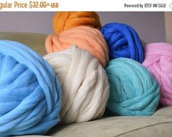 Arm Knitting Merino Wool, Chunky Yarn,Super Chunky wool,Jumbo Yarn,Extreme Knitting Yarn, Bulky Yarn,Gift for Her,Knitting Yarn