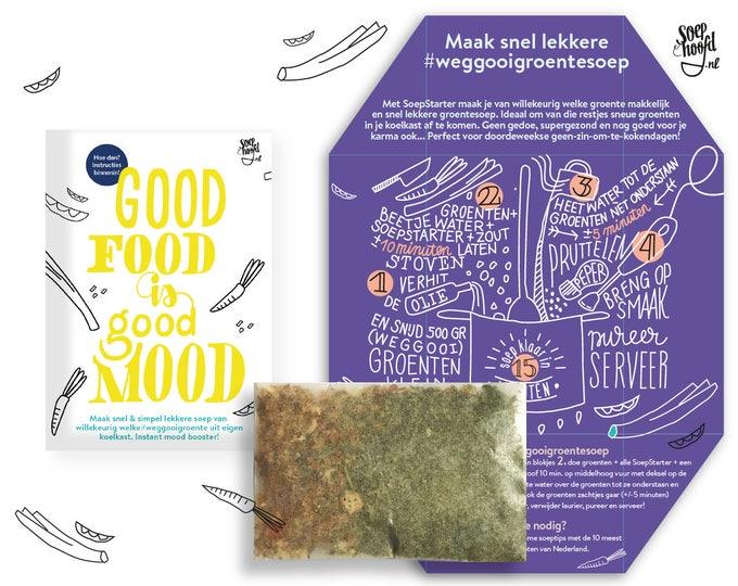 Featured listing image: Good Food is Good Mood (soep per post!)