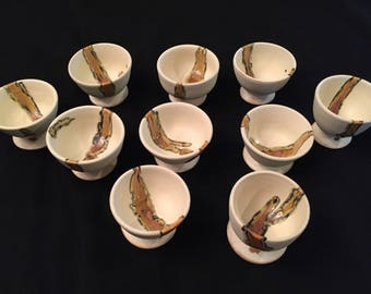Dessert cups ideal for ice crem