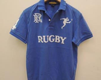 Vintage Polo Ralph Lauren Rugby Wear Polos Sport Wear Size M