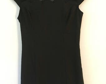 Versatile black little dress