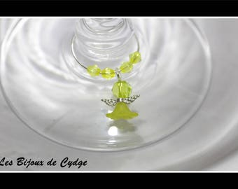 With its Yellow Angel glass marker