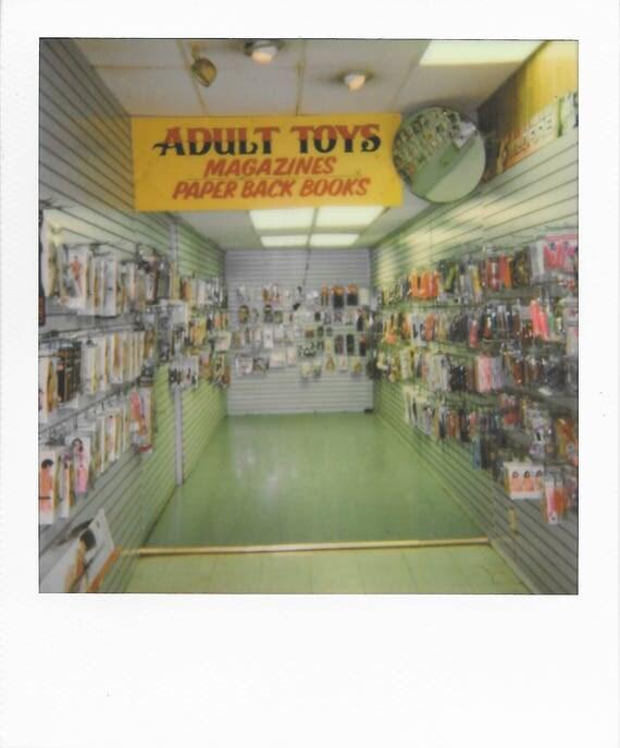 Baltimore's Block : Polaroid Collection