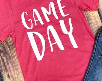 Game Day Shirt, Louisville Shirt, University of Louisville, UGA Shirt, Georgia Football Shirt, Georgia Football, Louisville Cardinals