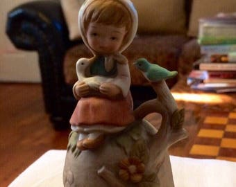Vintage Enesco Collectable Bell