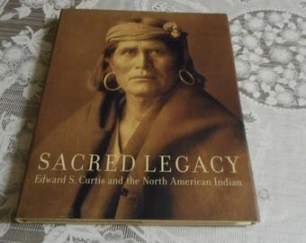 Sacred Legacy-Edward S. Curtis and the North American Indian; Native Americans, famous photographers, sepia photographs, Edward S. Curtis