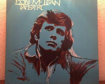 Don Mclean Tapestry Vinyl Record