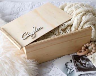 Name Keepsake Box