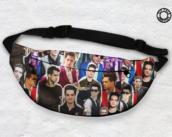 Brendon Urie, Panic! at the Disco  , hip pack,