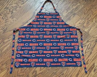 Chicago Bears BBQ Apron
