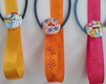 Bookmarks (set of 3) ribbons