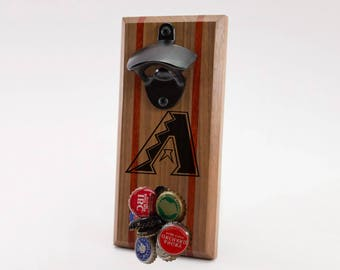 Arizona Diamondbacks Magnetic Bottle Opener