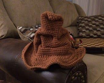 Harry Potter inspired sorting hat