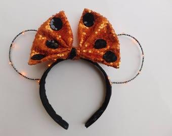 Halloween Light Up Ears!