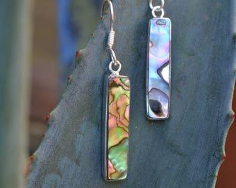 Sterling silver Earrings Mother-of-Pearl