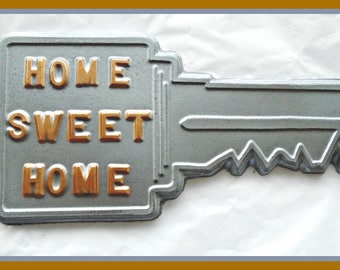 New Home Gift Chocolate/Edible Key/Moving House/House Warming/Newly Married/Newly Weds/Living Together/First Home/First House/Couples Edible