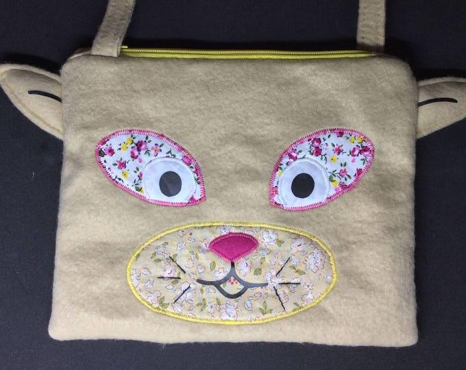 Bag child Rosa cat
