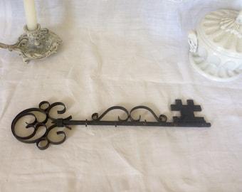 Large key wall, 5 hooks key hanger