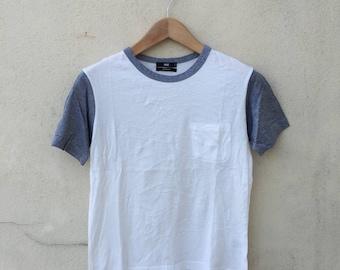 Japanese Brand Hare Pocket Tshirt