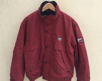 Leyton House Jacket/Vintage/Japanese Brand/Bomber Jacket/Size L