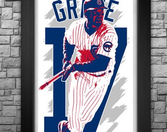 "MARK GRACE 11x17"" art print."