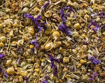 Lavender Chamomile Tranquili-tea Herbal Tea