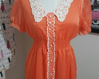Country Cutie Dress Size M