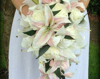 Be the Blushing Bride with the Blushing Bouquet!