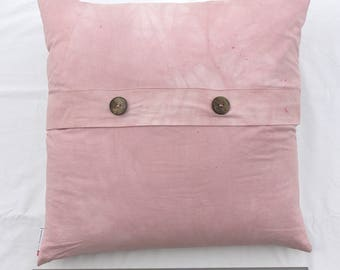 Powder Pink Euro Pillow