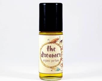The Dreamer Organic Perfume Oil - Organic Perfume - Vegan Perfume