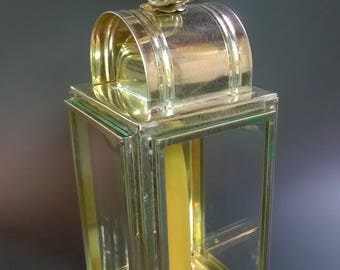 Reproduction Tin Candle Lantern, 1800s, Decoration, Reenactor, Living History, Gift under 80