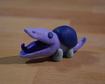 Desk Critters - Blutung