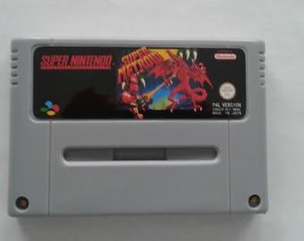 Super Metroid - Super Nintendo snes